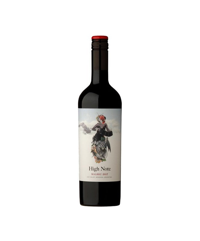 High Note Malbec Valle De Uco 750mL