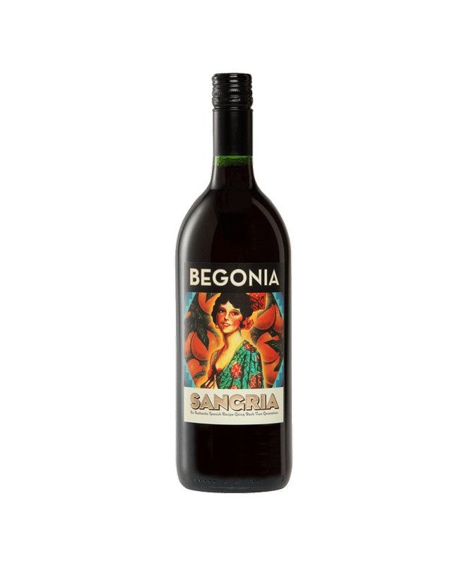 Begonia Red Sangria 750mL