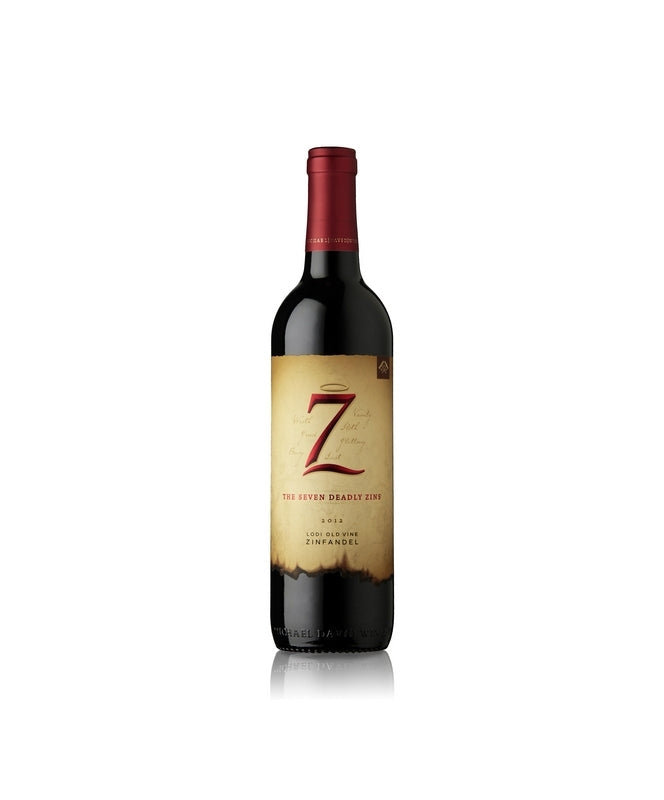 Michael David 7 Deadly Zins Zinfandel 750mL