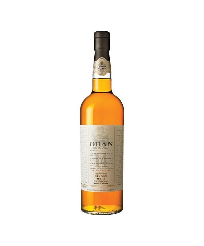 Oban 14 Year Scotch Whisky 750mL