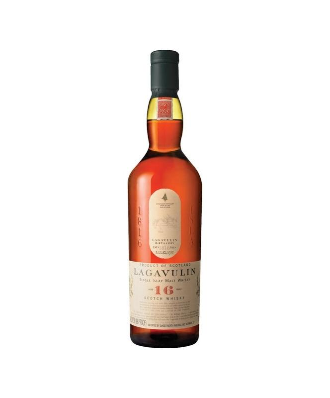 Lagavulin 16 Year Scotch Whisky 750mL