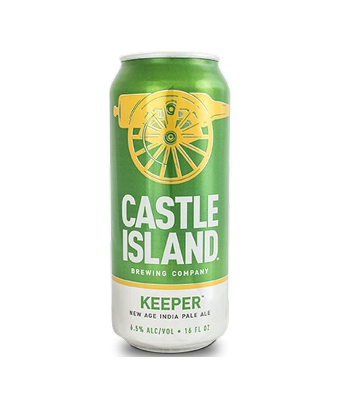 Castle Island Keeper New Age IPA 16oz 4 Pack Cans