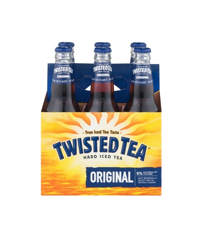 Twisted Tea 12oz 6 Pack Bottles