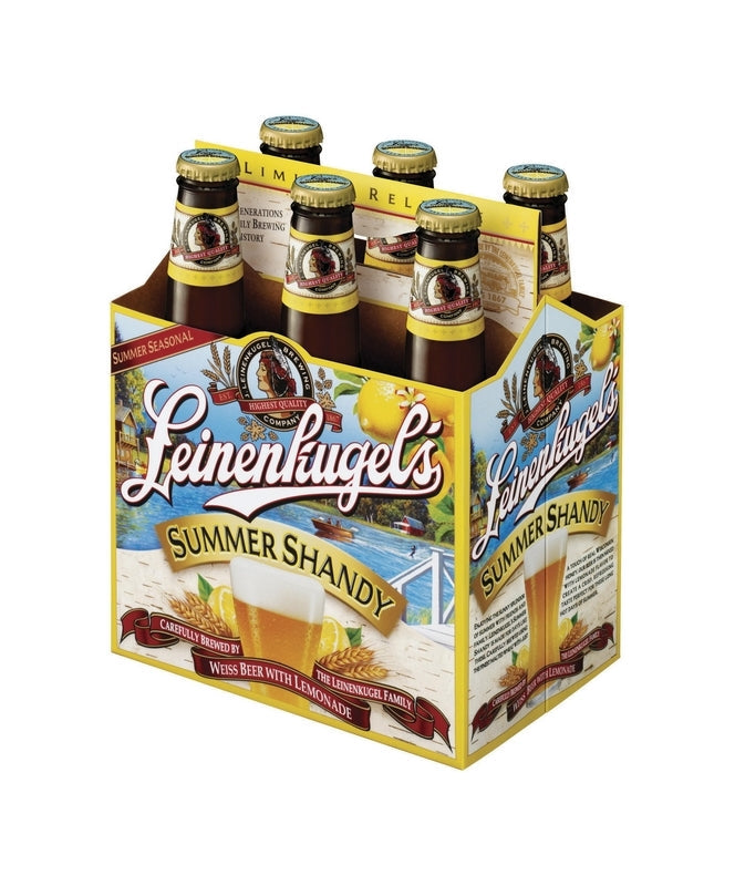 Leinenkugel's Summer Shandy 12oz 6 Pack Bottles