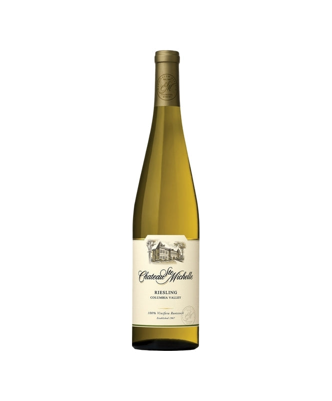 Chateau Ste Michelle Columbia Riesling 750mL