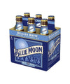 Blue Moon Belgian White 12oz 6 Pack Bottles