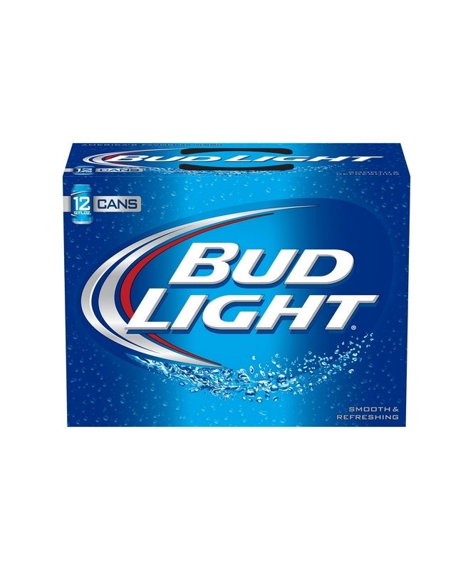Bud Light 12oz 12 Pack Cans