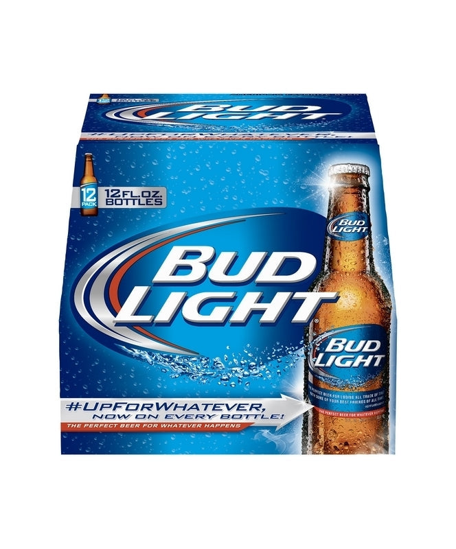 Bud Light 12oz 12 Pack Bottles