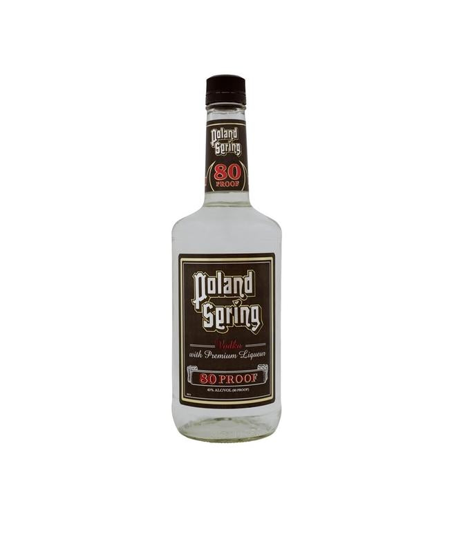 Poland Spring Vodka 1.75L