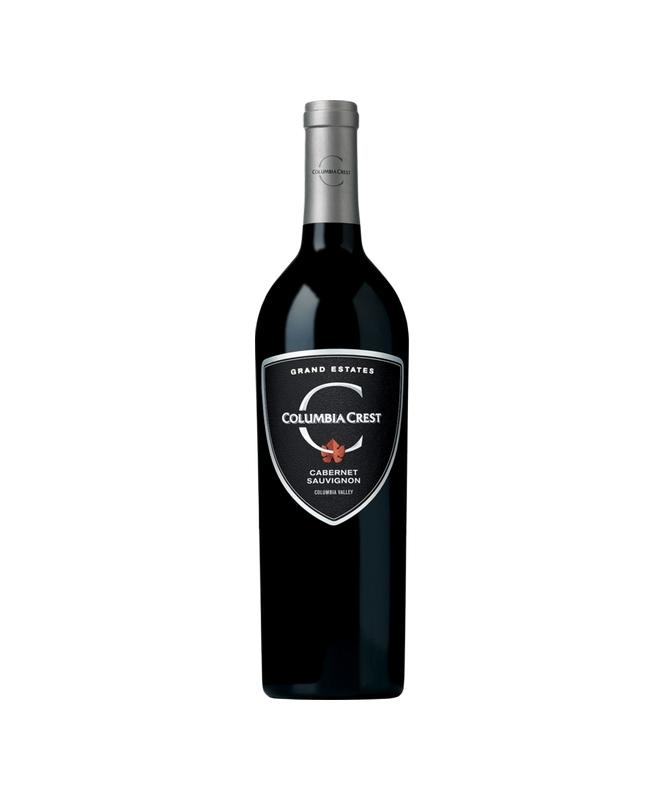 Columbia Crest Grand Estates Cabernet Sauvignon 750mL