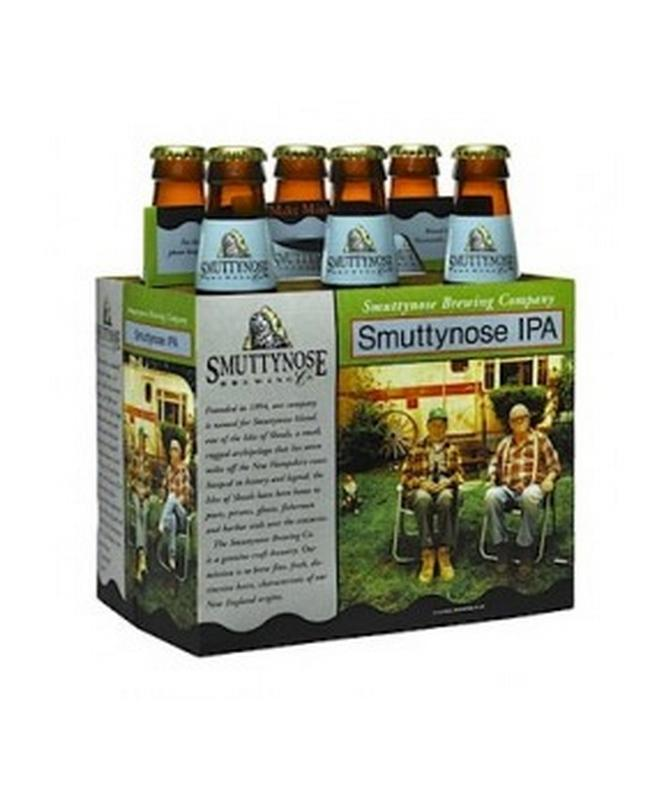 Smuttynose Finestkind IPA 12oz 6 Pack Bottles