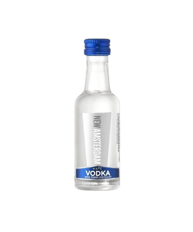 New Amsterdam Vodka 50mL