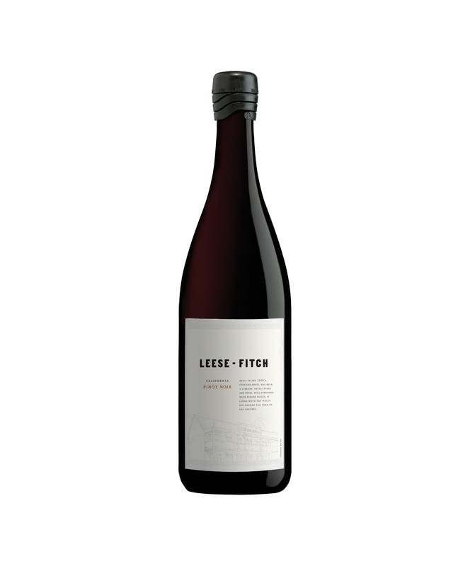 Leese - Fitch Pinot Noir 750mL