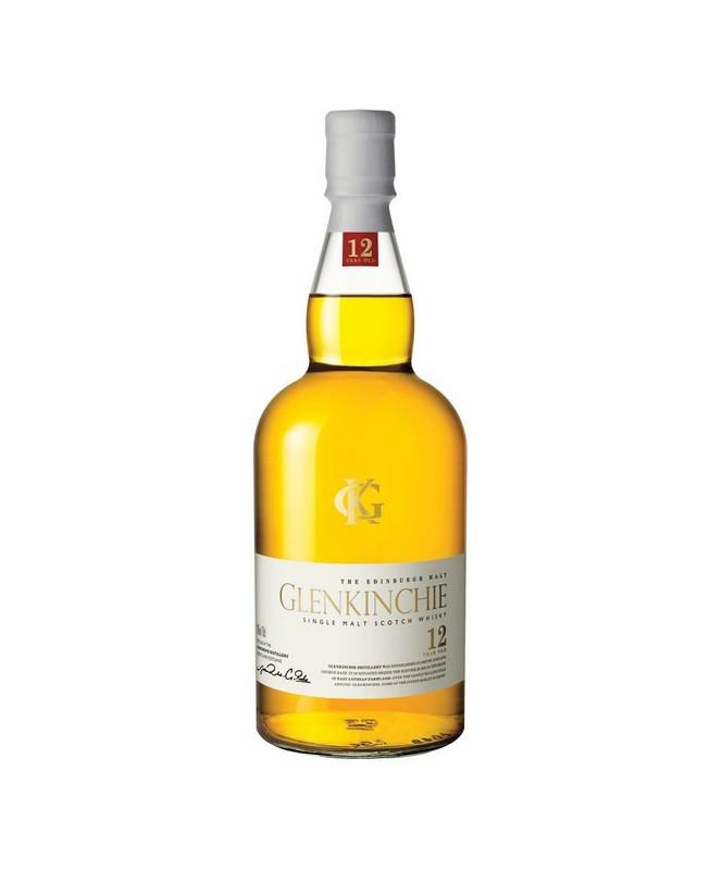 Glenkinchie 12 Year Scotch Whisky 750mL