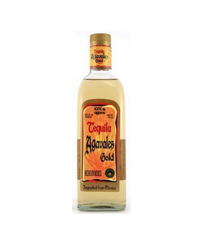 Agavales Gold Tequila 750mL