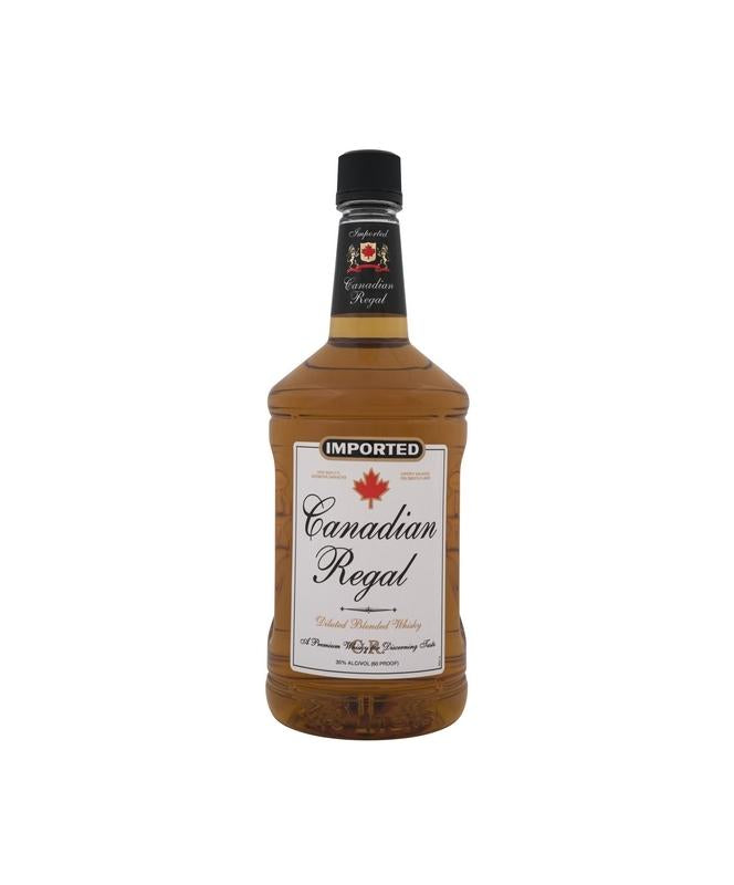 Canadian Regal Canadian Whisky 1.75L