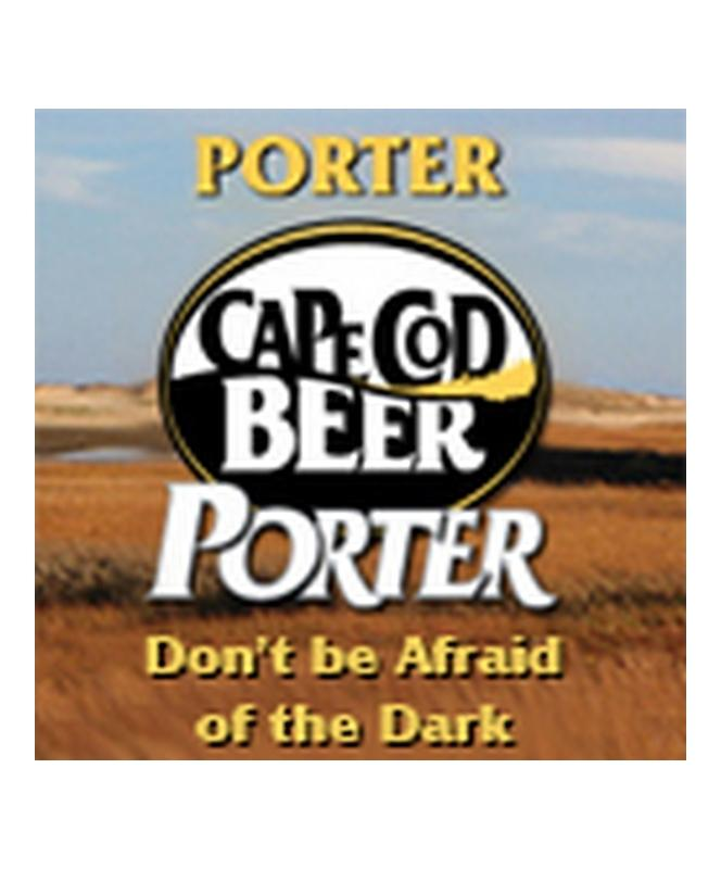 Cape Cod Beer Porter 16oz 4 Pack Cans