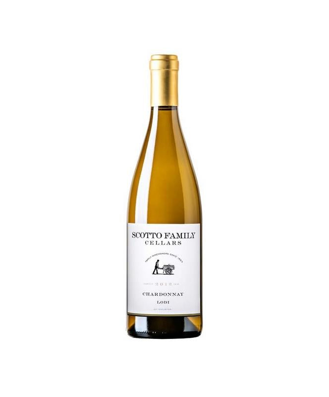 Scotto Family Cellars Chardonnay 750mL