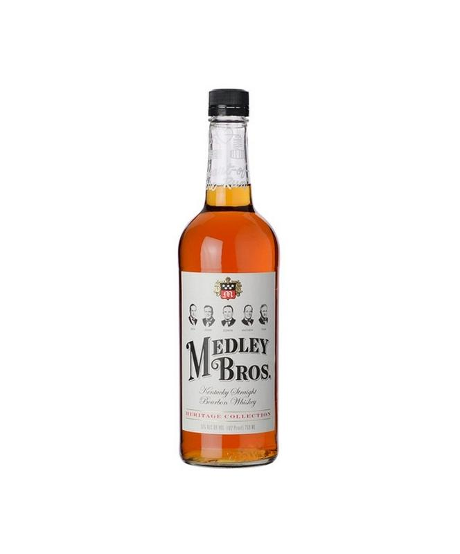 Medley Brothers Bourbon 750mL
