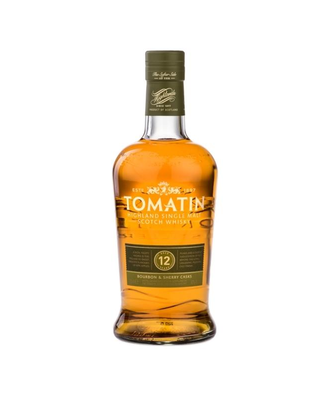 Tomatin 12 Year Single Malt Scotch Whisky 750mL