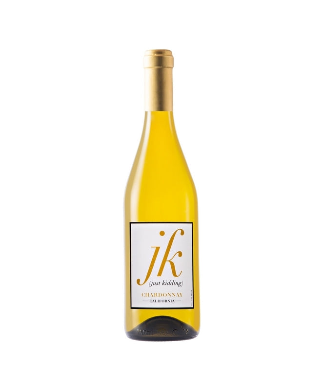 JK Just Kidding Chardonnay 750mL