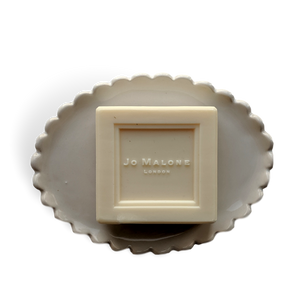 SOAP DISH - WHITE
