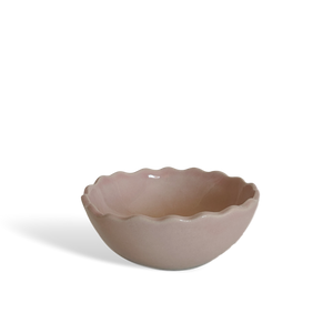 WAVY PINCH POT - PRAWN
