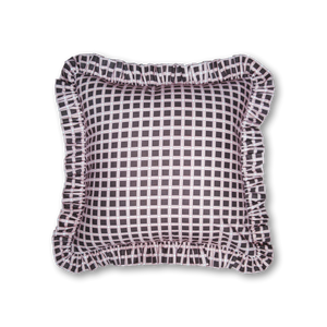 RUFFLE CUSHION - ALMA