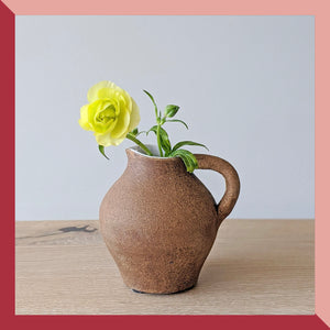 SMALL SIMPLE PITCHER