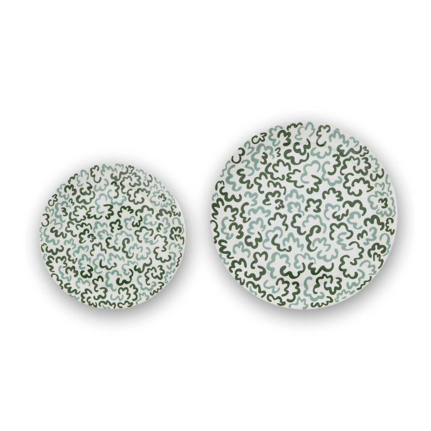 OTTOLINE X HOST CLOUD SIDE PLATE 8""