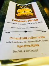 Pecan Trio Sampler ~Three 4 oz bags~