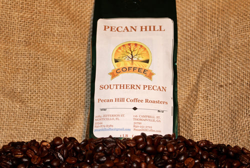 Southern Pecan   At this time we only have decaf.