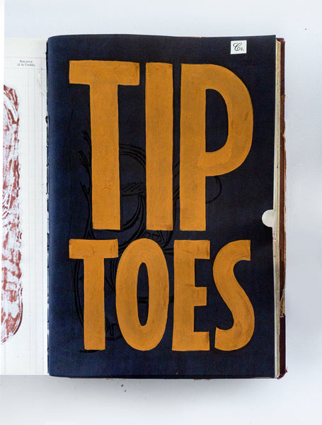 The Windows Book, Day 20: TIP TOES
