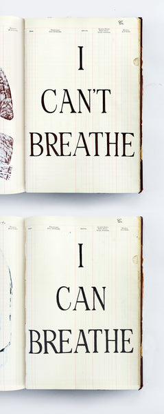 The Windows Book, Day 59: I Can't Breathe / I Can Breathe