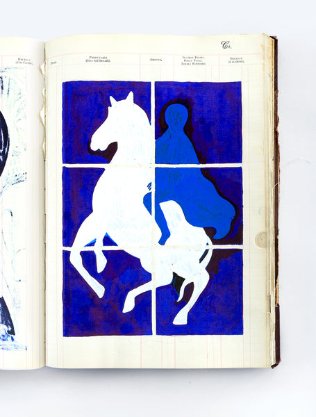 The Windows Book, Day 55: The Prince on a White Horse