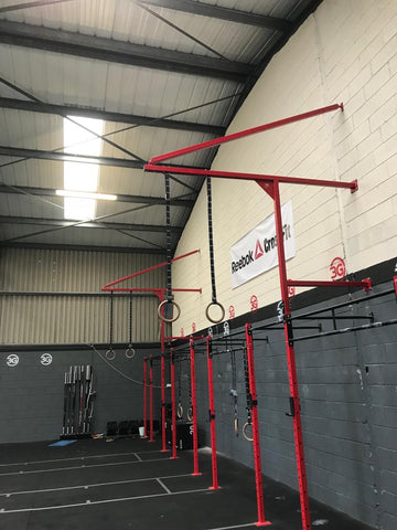 Olympic Rings | 3G Fitness | Athy| Custom Gyms|