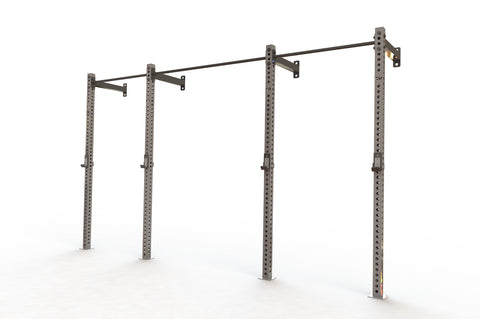 Raider 2 Bay Wall Mounted Rig | Squat Rack