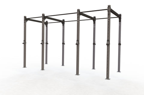 Raider 4 Bay Free Standing Rig | Squat Rack