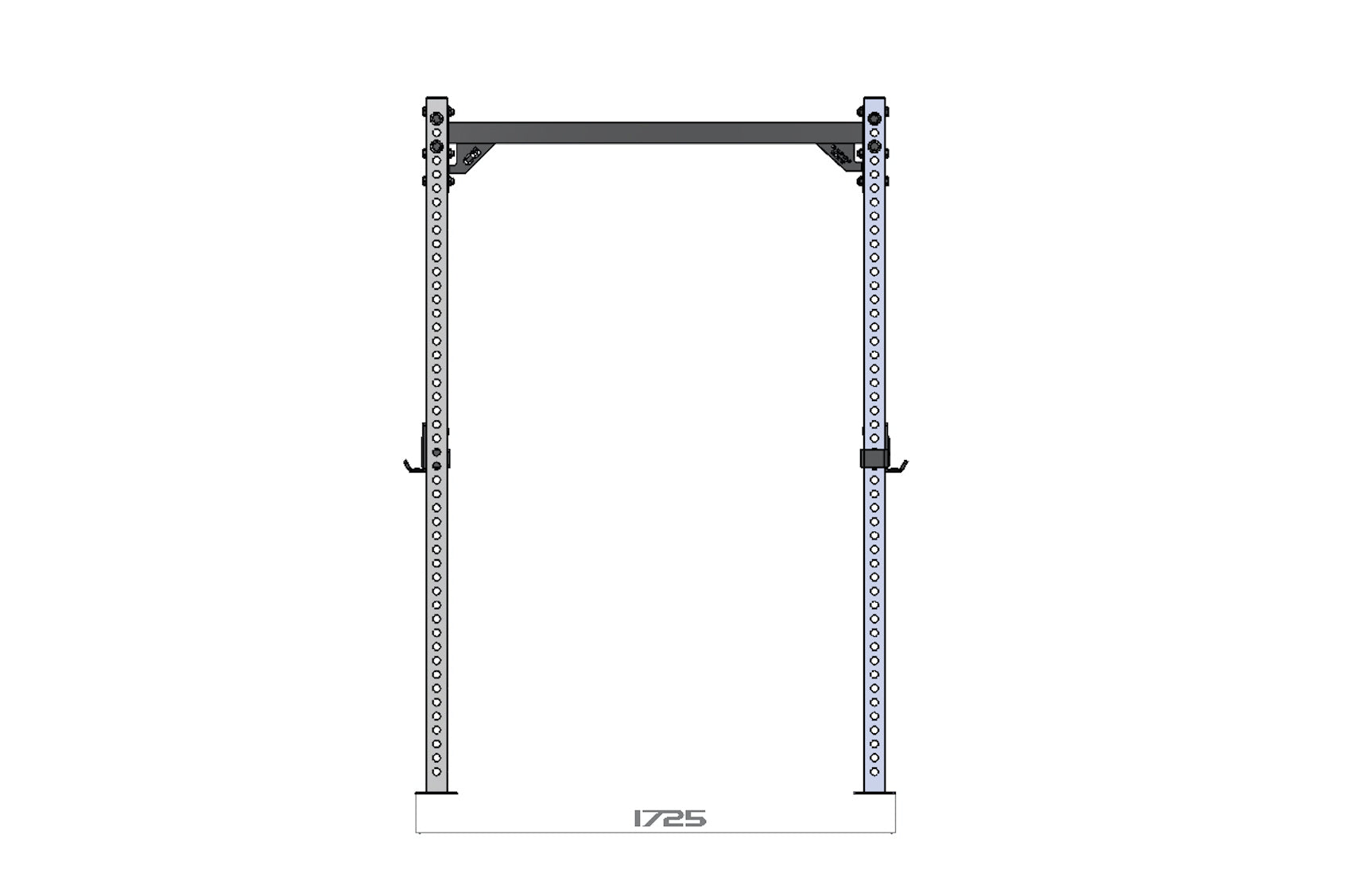 Raider 2 Bay Free Standing Rig | Squat Rack