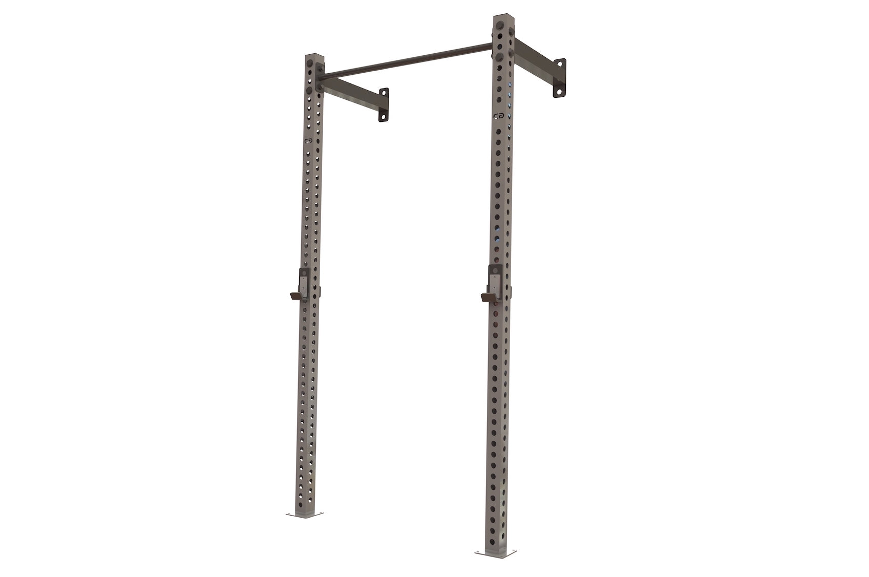 Raider 1 Bay Wall Mounted Rig | Squat Rack