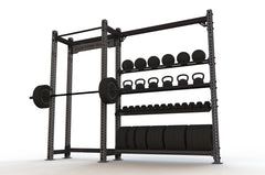 Raider Half Rack | Squat Rack | Bench Press