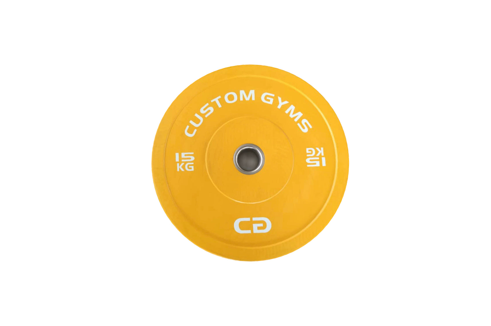CG Coloured Bumper Plates