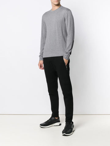 NEIL BARRETT contrast trim sweater