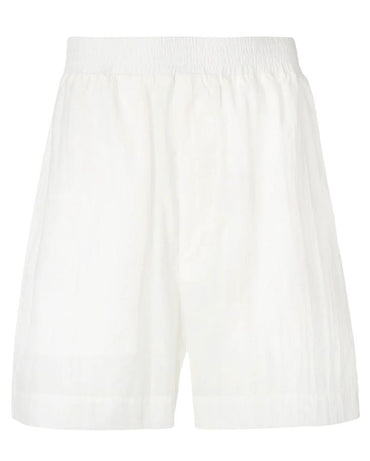 ALIX elasticated waistband shorts