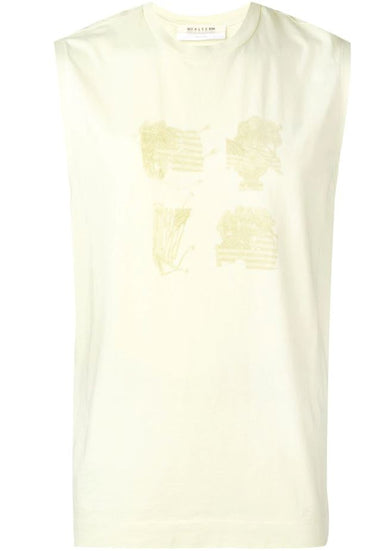 ALIX graphic print tank top