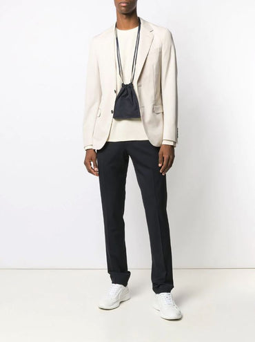 LANVIN - classic single-breasted blazer