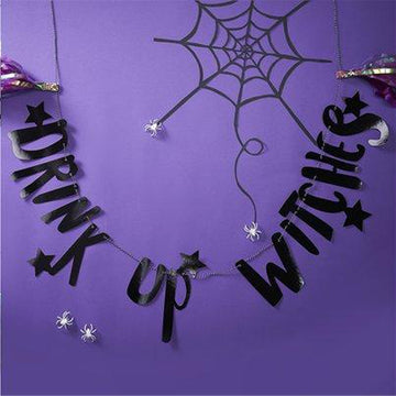 Drink Up Witches Bunting (2m)