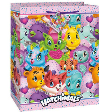 Hatchimals Large Gift Bag - 33cm (each)