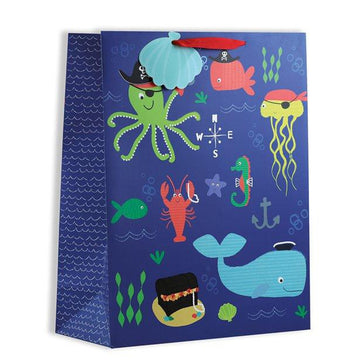 Sea Treasure Gift Bag - Large (each)