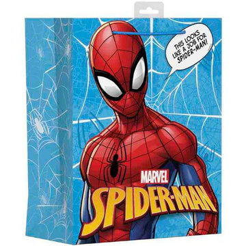 Spider-Man Large Gift Bag (each)
